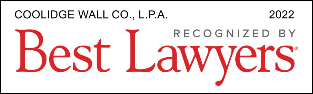 best lawyers coolidge wall logo